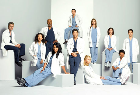 Greys Anatomy Crew